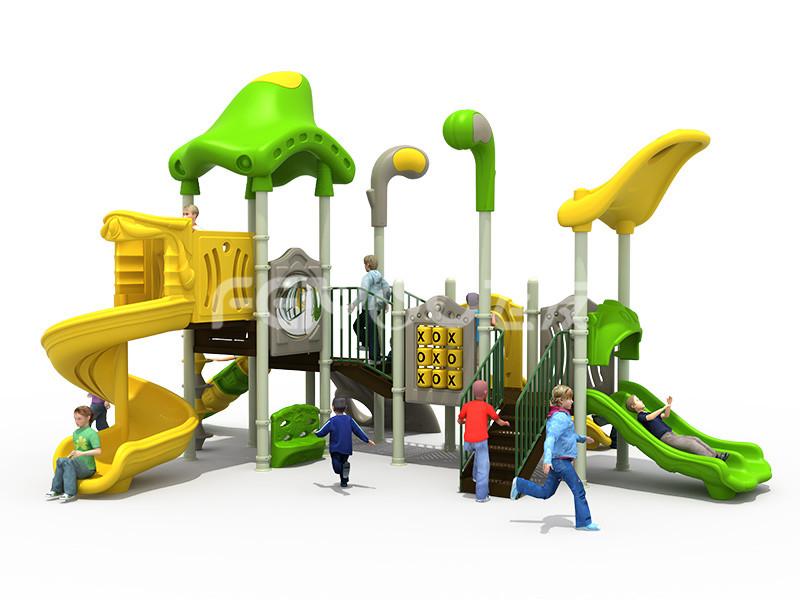 飞友组合滑梯用料环保绿色安全