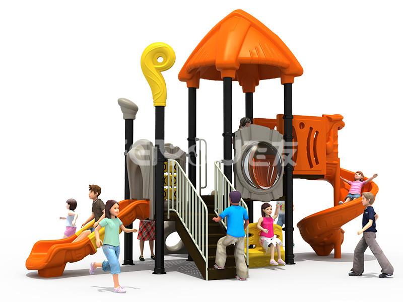 组合滑梯的定制知识