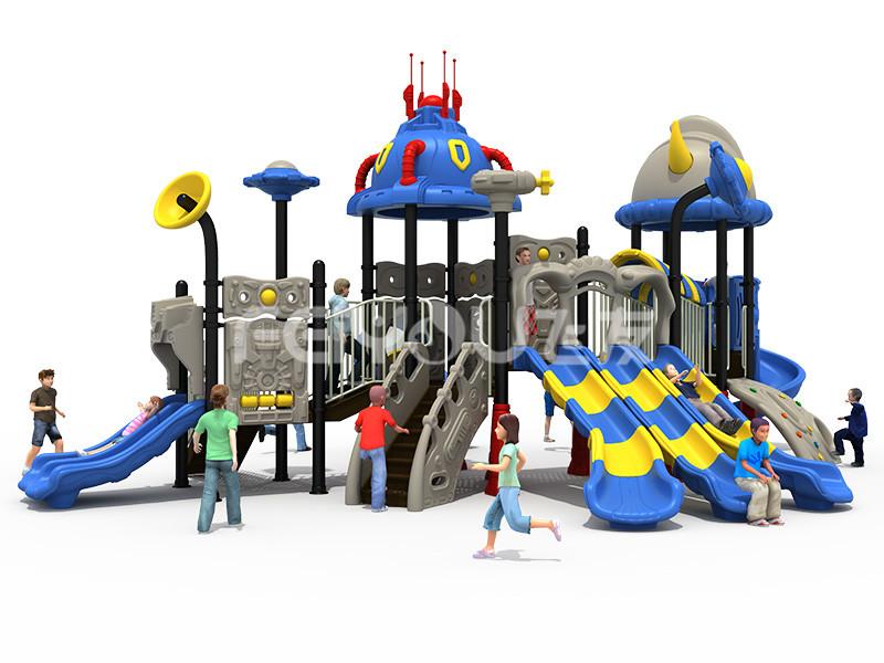飞友组合滑梯造型可爱玩法丰富