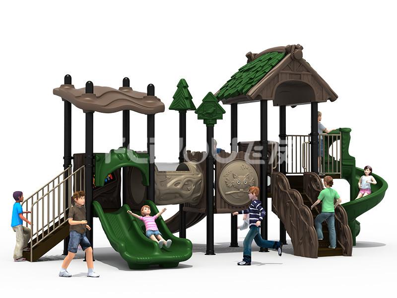 绿色环保是儿童游乐设备企业的生命线