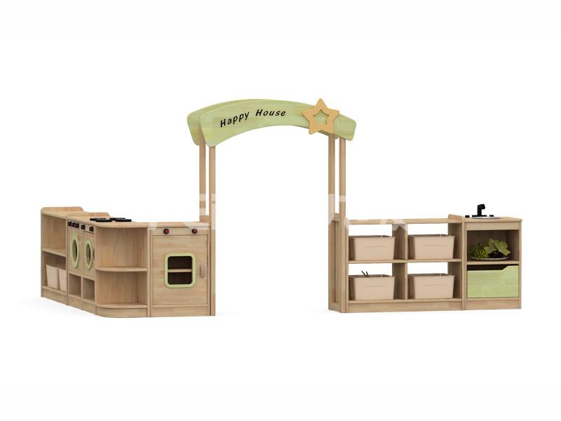 实木幼儿园家具的保养措施