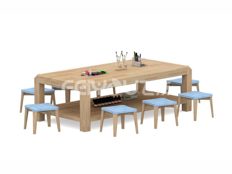 幼儿园课桌椅的设计要点