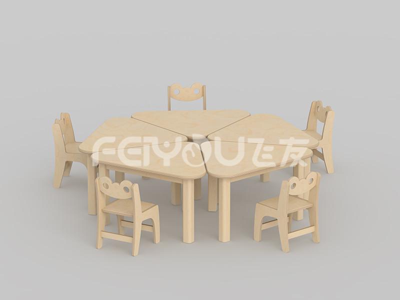 优质儿童家具是幼儿园必备设施