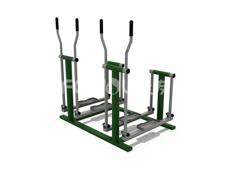 文旅地产配套健身器材定期维护的好处