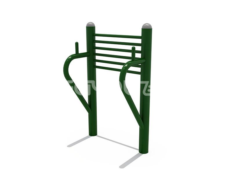 室外健身器材的常见安全隐患