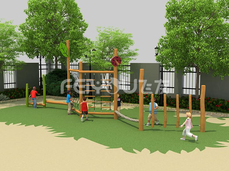 幼儿园户外活动环境的亲和性设计