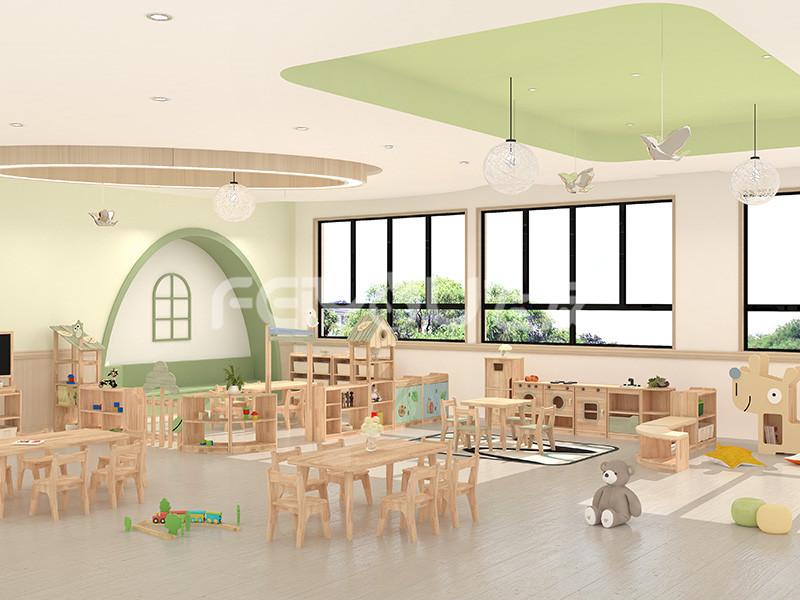 儿童家具的美学设计