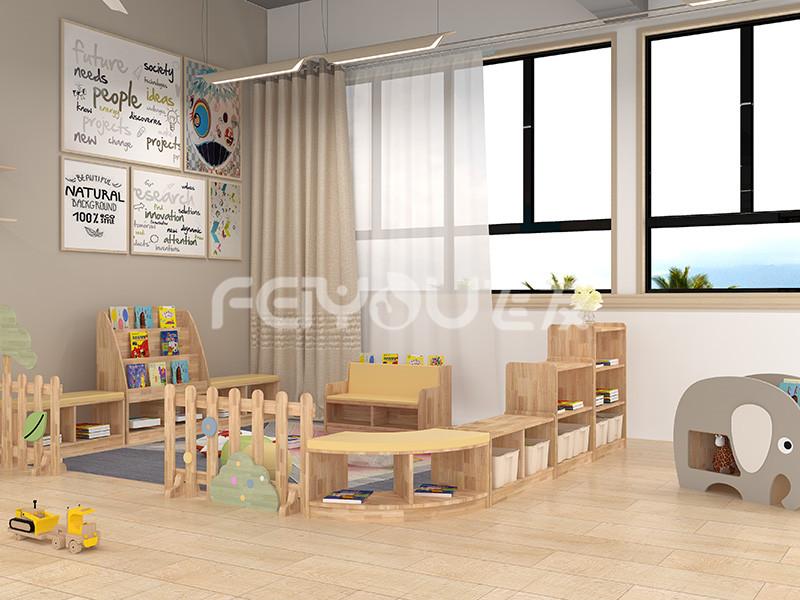 实木儿童家具的维护诀窍