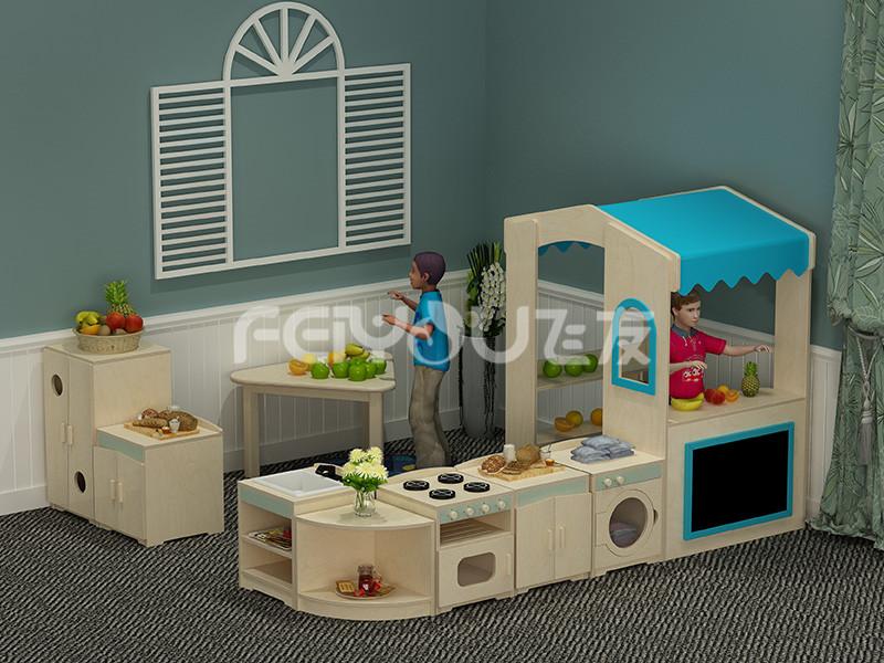 儿童家具的安全布置原则