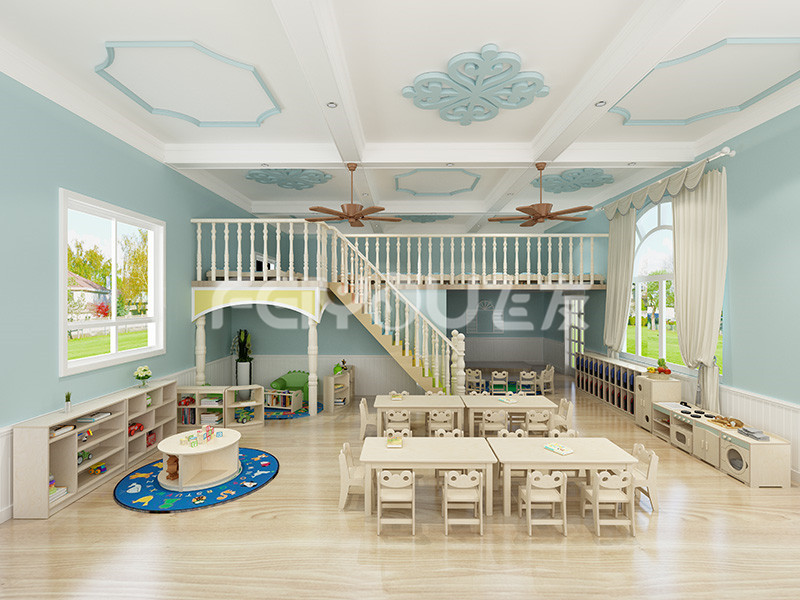 幼儿园儿童家具的配置