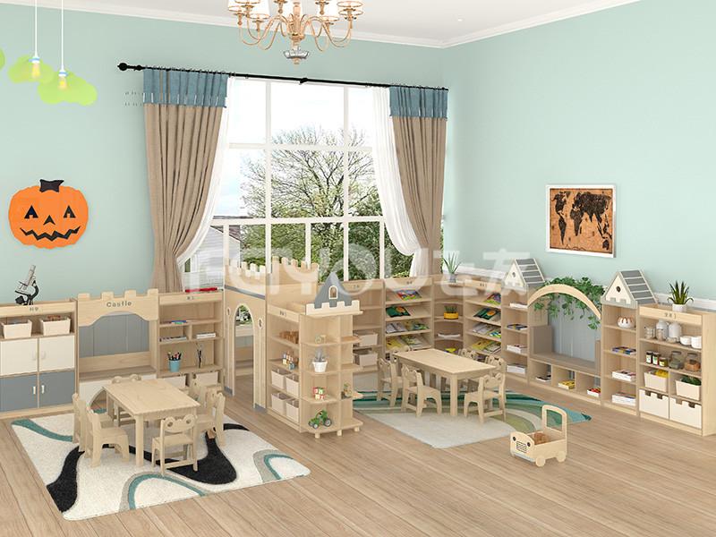 面面俱到挑选合格的儿童家具